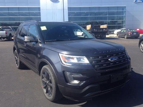 2017 Ford Explorer for sale in South Easton, MA