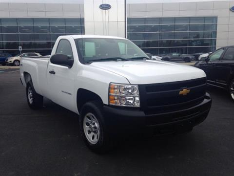 2013 Chevrolet Silverado 1500 for sale in South Easton, MA