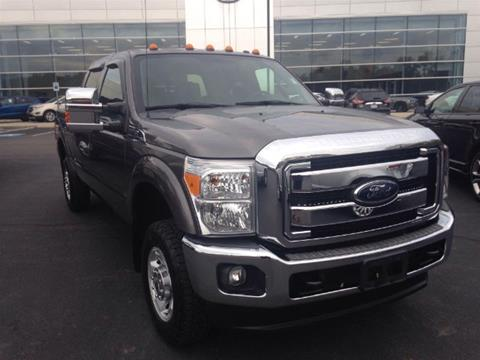 2012 Ford F-250 Super Duty for sale in South Easton, MA