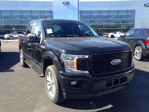 2018 Ford F-150 for sale in South Easton, MA