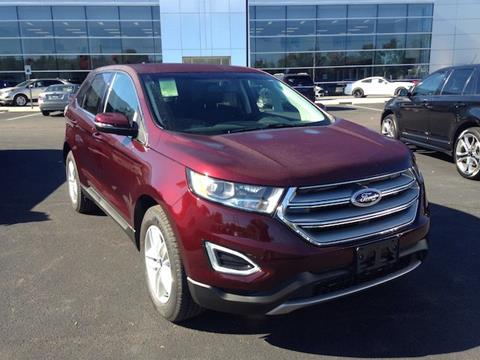 2018 Ford Edge for sale in South Easton, MA