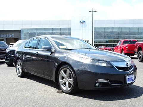 2014 Acura TL for sale in South Easton, MA