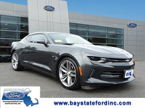 2017 Chevrolet Camaro for sale in South Easton, MA