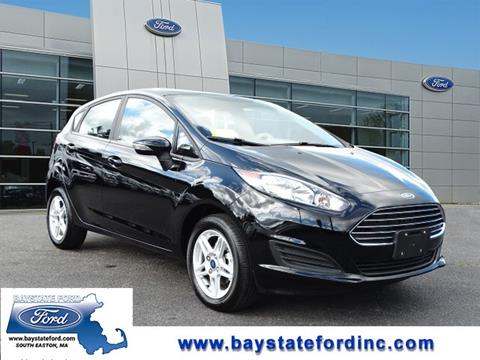 2019 Ford Fiesta for sale in South Easton, MA