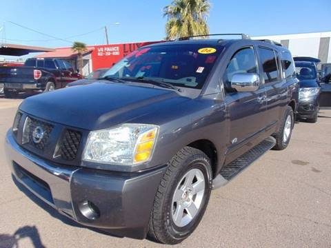 2006 Nissan Armada for sale in Phoenix, AZ