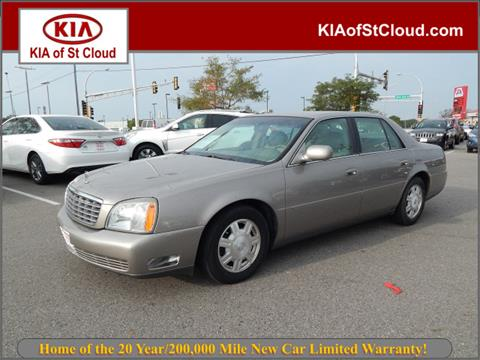 2003 Cadillac DeVille for sale in Waite Park, MN