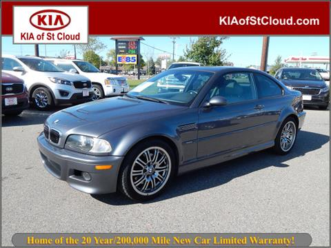 2002 BMW M3 for sale in Waite Park, MN
