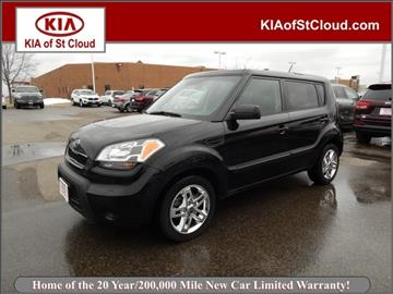 2011 Kia Soul for sale in Waite Park, MN
