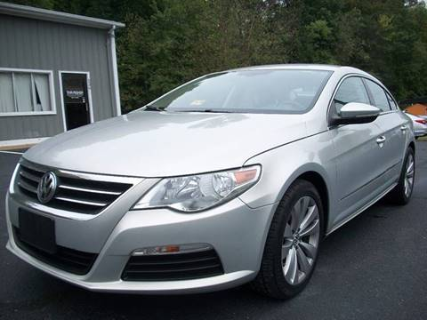 2012 Volkswagen CC for sale in Fredericksburg, VA