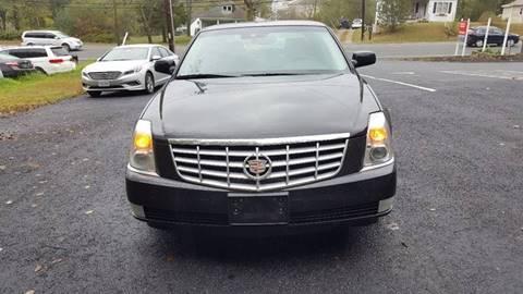 2008 Cadillac DTS for sale in Fredericksburg, VA