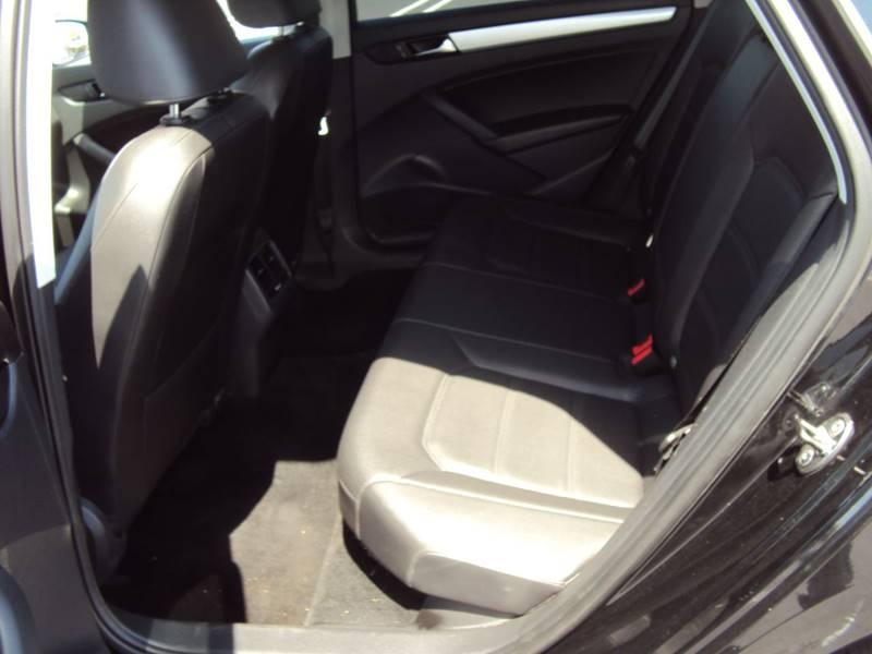 2013 Volkswagen Passat SE PZEV 4dr Sedan 6A - Lawndale CA