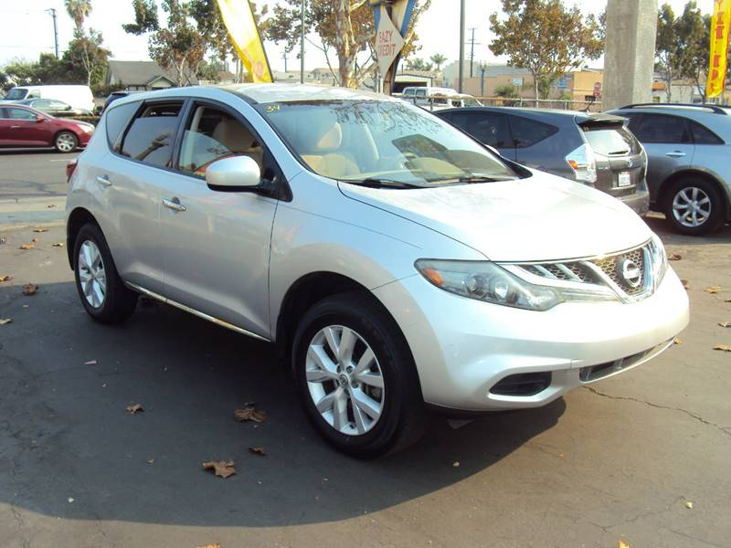 2011 Nissan Murano S 4dr SUV In Lawndale CA - Universal Auto Plaza