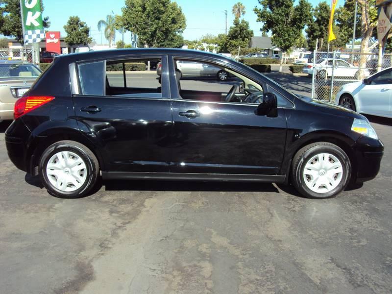 2012 Nissan Versa 1.8 S 4dr Hatchback 4A - Lawndale CA