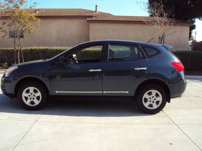 2013 Nissan Rogue S 4dr Crossover - Lawndale CA