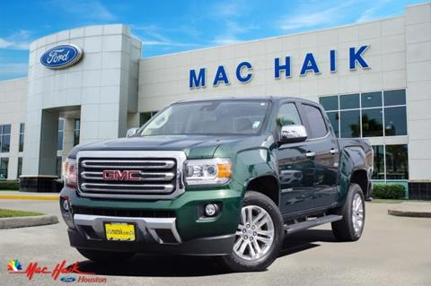2015 GMC Canyon for sale in Killeen, TX
