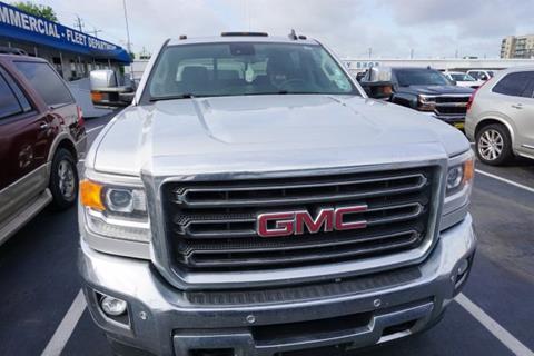 2016 GMC Sierra 2500HD for sale in Killeen, TX