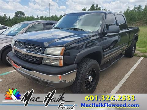 2005 Chevrolet Silverado 1500HD for sale in Killeen, TX