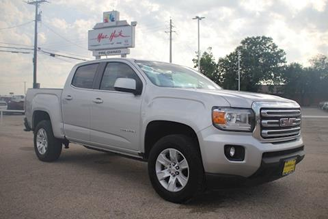 2017 GMC Canyon for sale in Killeen, TX