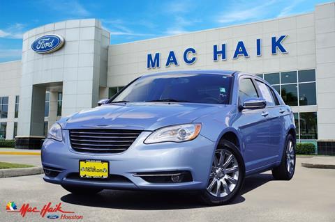 2014 Chrysler 200 for sale in Killeen, TX