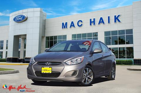2017 Hyundai Accent for sale in Killeen, TX