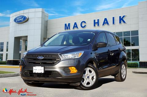 2017 Ford Escape for sale in Killeen, TX