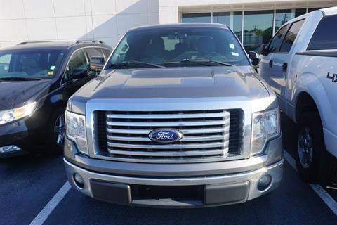 2012 Ford F-150 for sale in Killeen, TX