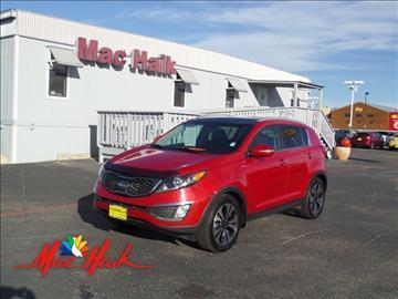 2012 Kia Sportage for sale in Killeen, TX