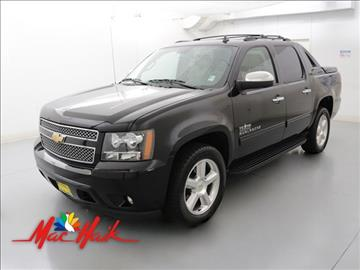 2011 Chevrolet Avalanche for sale in Killeen, TX