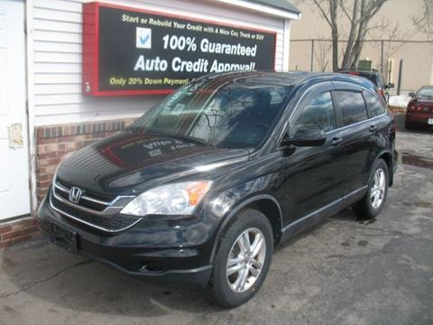 2010 Honda CR-V for sale in North Chelmsford, MA