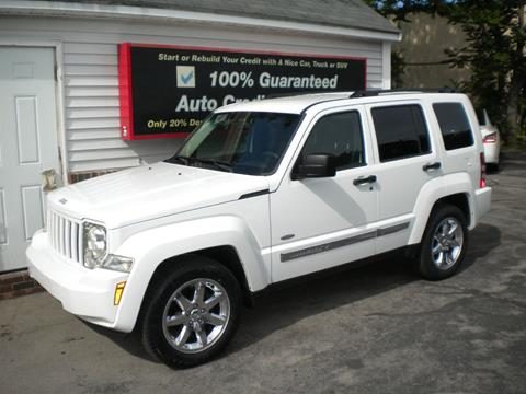 2012 Jeep Liberty for sale in North Chelmsford, MA