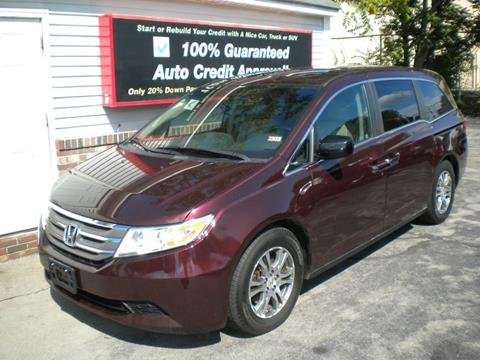 2012 Honda Odyssey for sale in North Chelmsford, MA