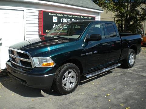 2011 RAM Ram Pickup 1500 for sale in North Chelmsford, MA