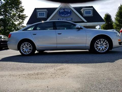 2006 Audi A6 for sale in N. Chelmsford, MA