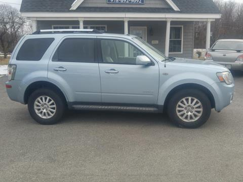 2008 Mercury Mariner for sale in N. Chelmsford, MA