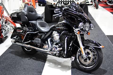 2014 Harley-Davidson Ultra Limited Electra Glide for sale in Homosassa, FL
