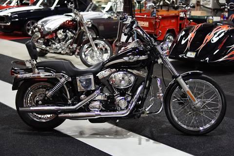 2003 Harley-Davidson Dyna Wide Glide for sale at Crystal Motorsports in Homosassa FL