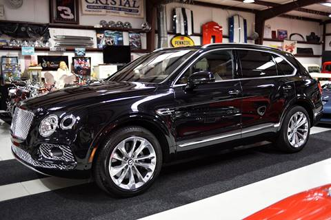 2017 Bentley Bentayga for sale in Homosassa, FL