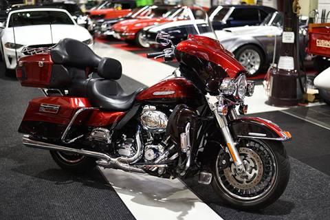 2012 Harley-Davidson Ultra Limited for sale in Homosassa, FL