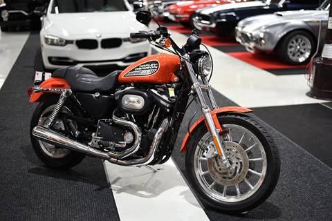 2003 Harley-Davidson SPORTSTER 883R ANNIVERSARY for sale at Crystal Motorsports in Homosassa FL