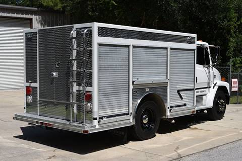 2000 Freightliner FL60