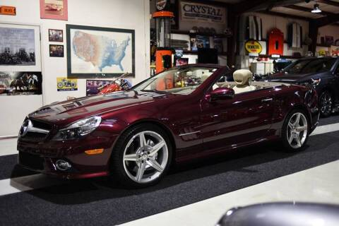 2012 Mercedes-Benz SL-Class for sale at Crystal Motorsports in Homosassa FL