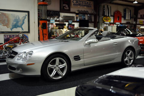 2005 Mercedes-Benz SL-Class for sale at Crystal Motorsports in Homosassa FL
