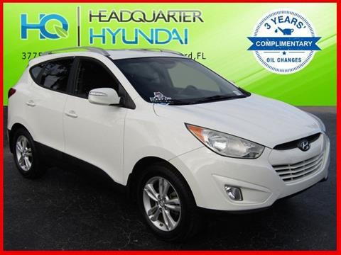2013 Hyundai Tucson for sale in Sanford FL