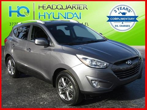 2015 Hyundai Tucson for sale in Sanford FL