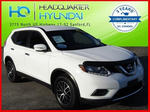 2015 Nissan Rogue for sale in Sanford, FL