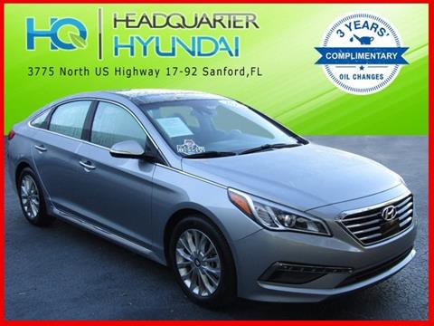 2015 Hyundai Sonata for sale in Sanford FL