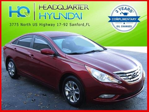 2013 Hyundai Sonata for sale in Sanford FL