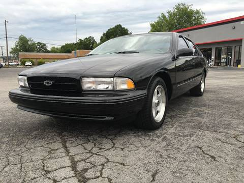 1996 Chevrolet Impala for sale in Chattanooga, TN