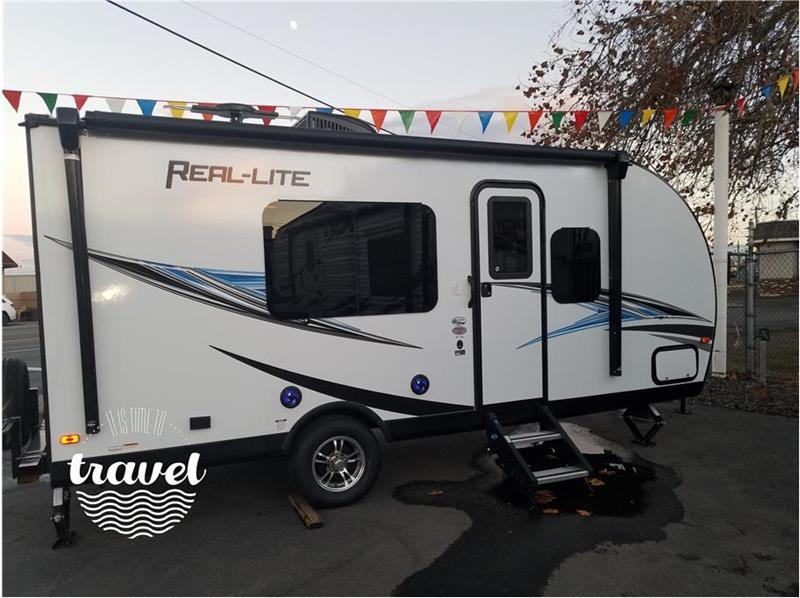 2019 Real Lite RL180 for sale at Warner Auto Center in Kennewick WA