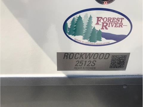 2020 Rockwood 2512SB
